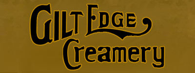 Gilt Edge Creamery - Quality Dairy Products